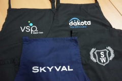Barista Branded Aprons