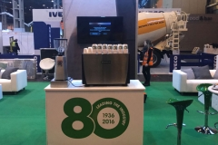 Barista 80 Branded Stand