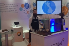 Barista Asteral Branded Stand