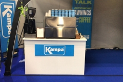 Barista Kampa Branded Stand