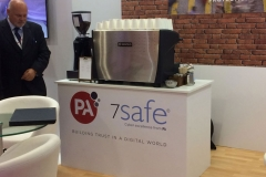 Barista PA7 Safe Branded Stand