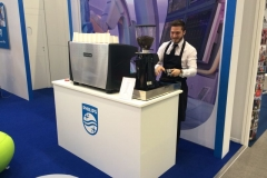 Barista Philips Branded Stand