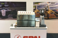 Barista Spal Branded Stand