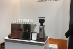 Barista Ultra Polymers Branded Stand