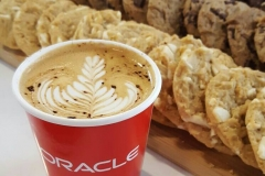 Oracle Branded Coffee Cups