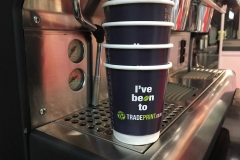 Trade Print Branded Coffee Cups