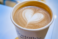 Boston Scientific Branded Coffee Cups Latte