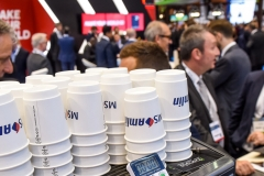MS Amlin Branded Coffee Cups