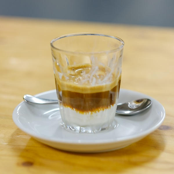 Affogato-homemade