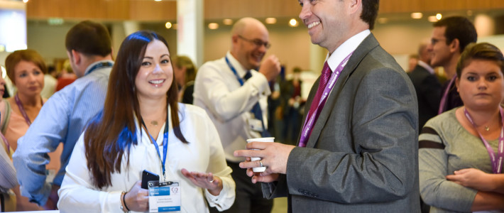 The Best Networking Happens Over Coffee