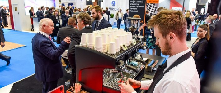 BIBA Conference 2016 – our coffee credentials