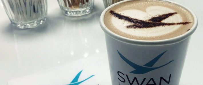Mobile coffee art that leaves a lasting impression