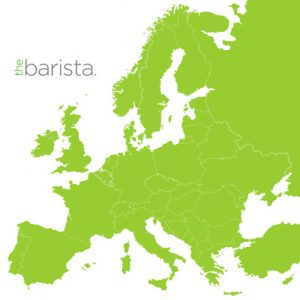 The Barista Available Across UK and Europe