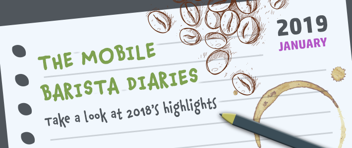 The mobile barista diaries: Edition 2