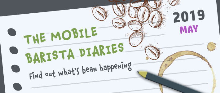 The mobile barista diaries: Edition 3