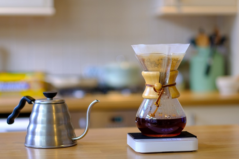 best-coffee-at-home-chemex-brew